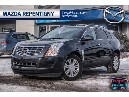 Cadillac SRX Luxury. GPS, Toit Ouvrant, Traction Intégrale 2014