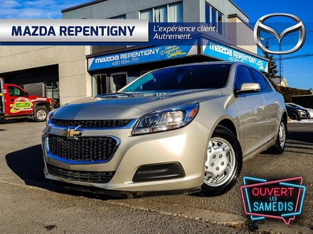 Chevrolet Malibu LS, A/C, Bluetooth, Pneu d'hivers Inclus 2014