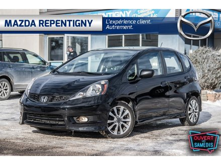 Honda Fit SPORT ** CONDITION IMPECCABLE ** 2013