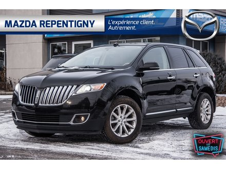 2014 Lincoln MKX Limited, Toit Pano. Sync, Gps