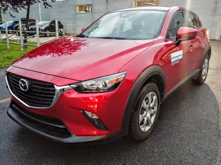 Mazda CX-3 GX AWD, BLUETOOTH, CRUISE CONTROL, A/C 2018