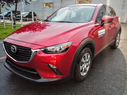 2019 Mazda CX-3 GX AWD, BLUETOOTH, CRUISE CONTROL, A/C