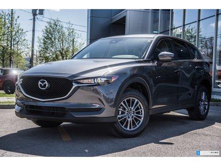 Mazda CX-5 GS FWD VOL/BANC CHAUF, SIEGE COND ELEC, HAYON ELE 2017
