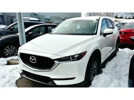 2018 Mazda CX-5 GX FWD ANGLE MORT, CAM. RECUL, MAGS 17''