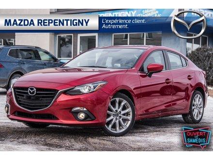Mazda Mazda3 GT-SKY ** TOIT NAVIGATION ** 2014
