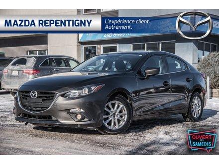 2015 Mazda Mazda3 GS** TOIT OUVRANT IMPECCABLE **