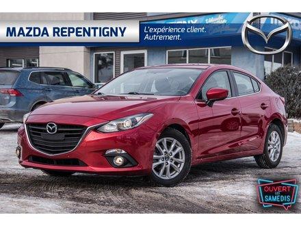 Mazda Mazda3 GS ** SYSTÈME DE NAVIGATION ** 2015