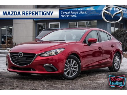 2016 Mazda Mazda3 GS, Bluetooth, GPS, Sièges Chauffants