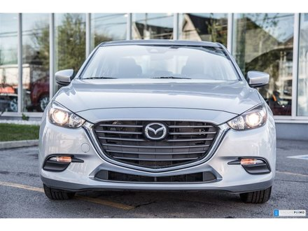 2018 Mazda Mazda3 GS *LIQUIDATION DEMONSTRATEUR 2018*