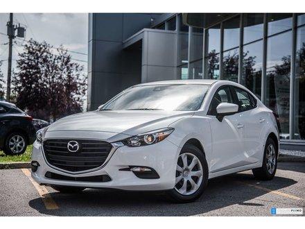 Mazda Mazda3 GX*A/C, CRUISE CONTROL, CAM.RECUL, BLUETOOTH* 2018