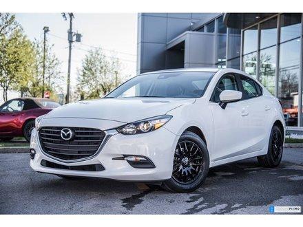 Mazda Mazda3 50ème Anniv.CUIR, BOSE, DEBARR. SANS CLÉ, + 2018