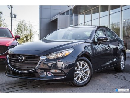 Mazda Mazda3 GS VOL/BANC CHAUF, ANG MORT, LUM/ESS-GL AT, MAG 16 2018