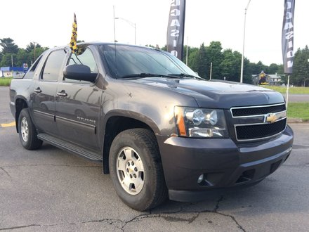 Chevrolet Avalanche PICK-UP AVALANCHE LT UN SEULE PROPRIO IMPECCABLE 2011