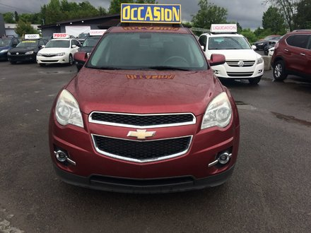 Chevrolet Equinox 1LT AWD TRACTION INTEGRALE 2011