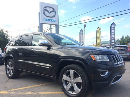 Jeep Grand Cherokee Limited toit ouvrant electrique mags 20 pouces 2014