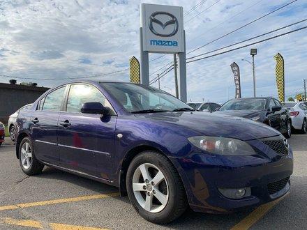 2006  Mazda3 GS AUT TRES BAS EN KM