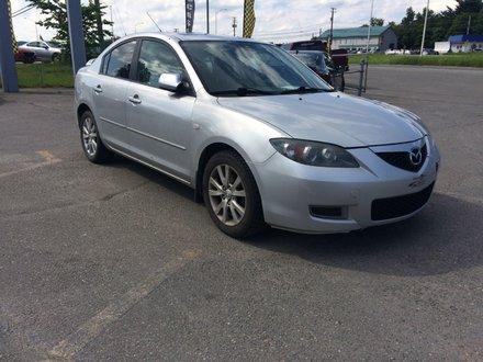 Mazda3 GS AUTOMATIQUE LIQUIDATION 2009