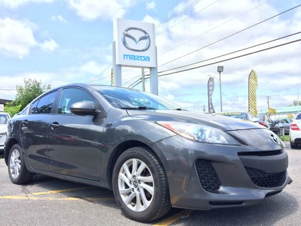 Mazda3 GS-SKY CLEAN CARFAX AUTOMATIQUE 2013