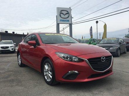 2015 Mazda Mazda3 GS/GT/GX