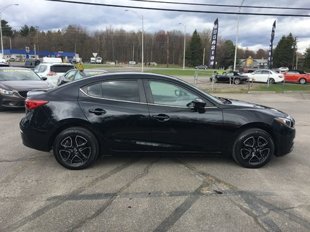 2015  Mazda3 GS BLACK EDITION