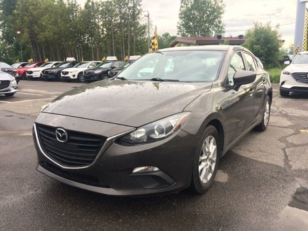 2015  Mazda3 GS automatique 5 portes