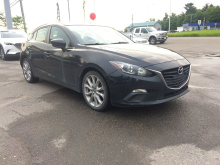2015  Mazda3 GS CARFAX DISPONIBLE MAZDA ST-JEROME