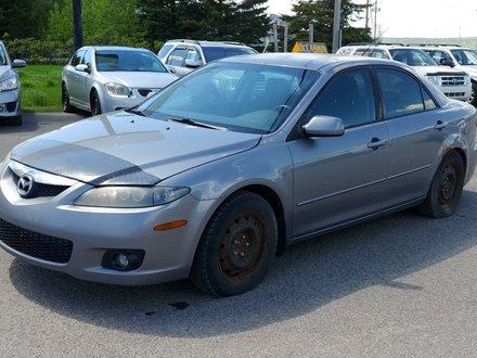 2007  Mazda6 Gs