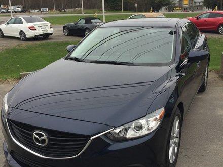 2016  Mazda6 GS
