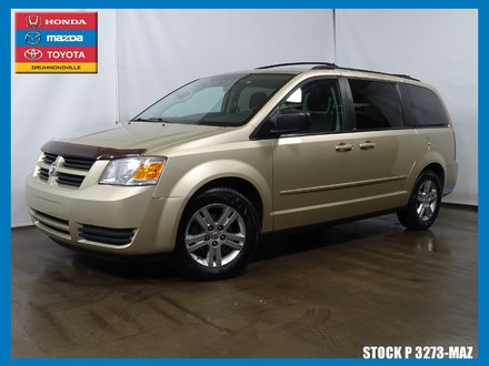 Dodge Grand Caravan SE**STOWNGO**MAG REGVIT A/C 7PLACES 2010