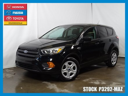 Ford Escape S CAMERA DE RECUL REGVIT BLUETOOTH A/C 2017