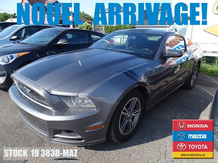 2013 Ford Mustang 3.7L+V6 305HP AUTOMATIQUE BAS PRIX$$