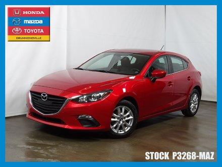 2015  Mazda3 Sport GS SIÈGCHAUF CAM WOW LIQUIDATION!!!***