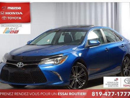Toyota Camry SE *PRODUCTION LIMITÉE BLEU!* 2016