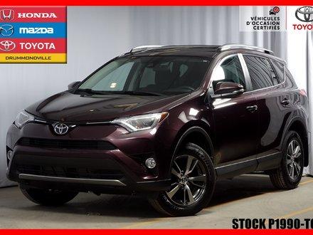 Toyota RAV4 XLE* TOIT OUVRANT* SIÈGES CHAUFF.* 2017