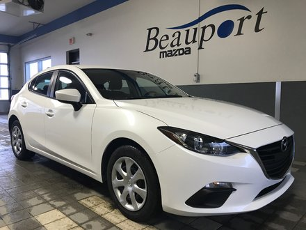 Mazda Mazda3 Spo GX 2015