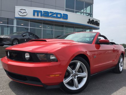 Ford Mustang GT | Convertible | Manuelle 2010