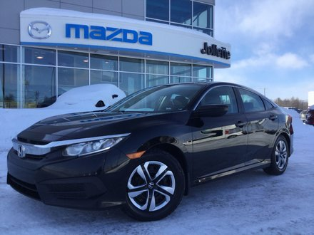 Honda Civic Sedan DX, Manuelle 6 Vitesses 2016