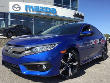 Honda Civic Sedan Touring | Toit ouvrant | Sièges en cuir véritable 2017
