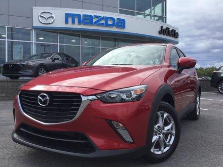 2016 Mazda CX-3 GS   NAVIGATION   BAS KILO