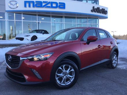 Mazda CX-3 GS 4RM 2017