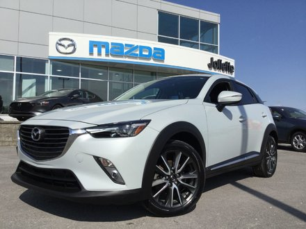2017 Mazda CX-3 GT | 4X4 | TOIT OUVRANT
