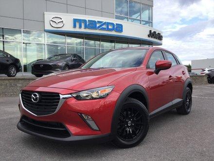 Mazda CX-3 GS | 4X4 | NAVIGATION 2017