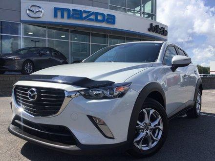 Mazda CX-3 GS | NAVIGATION | DÉMARREUR | BAS KILO 2018