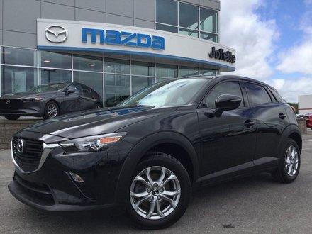 Mazda CX-3 GS | 4X4 | Sièges et volant chauffants 2019