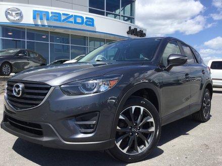 2016 Mazda CX-5 GT | 4X4 | CUIR | TOIT | BAS KILO
