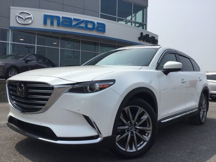 Mazda CX-9 Signature | 4X4 | 7 PASSAGERS 2018
