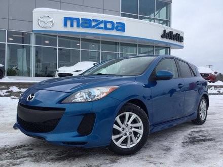 Mazda Mazda3 GS-SKY, Bluetooth, Sièges chauffants 2012