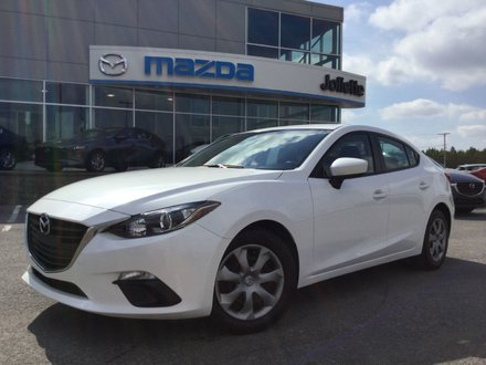 2015  Mazda3 GX | A/C | BLUETOOTH