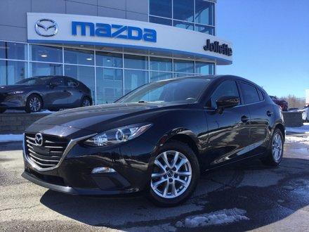 Mazda Mazda3 GS, Sièges chauffants, Bas kilo 2016