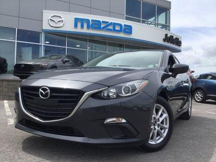 2016  Mazda3 GS | SIÈGES CHAUFFANTS | CAMÉRA